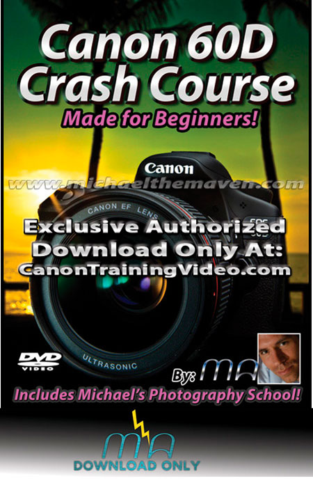 Canon 60D Crash Course Training Video Download