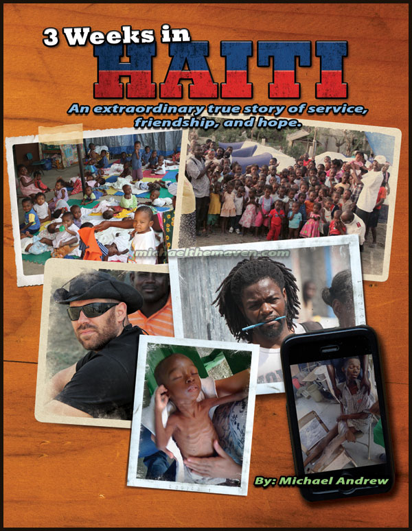 3 Weeks in Haiti - Paperback