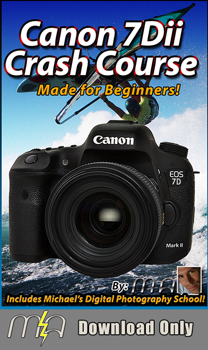 Canon 7DMKii Crash Course Download
