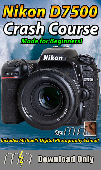 Nikon D7500 Crash Course - Download Only