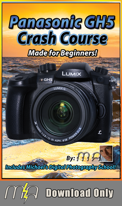 Panasonic GH5 Crash Course - Download Only