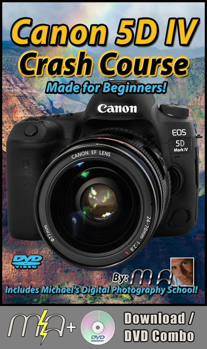 Canon 5Div Crash Course DVD + Download | Get it Now!