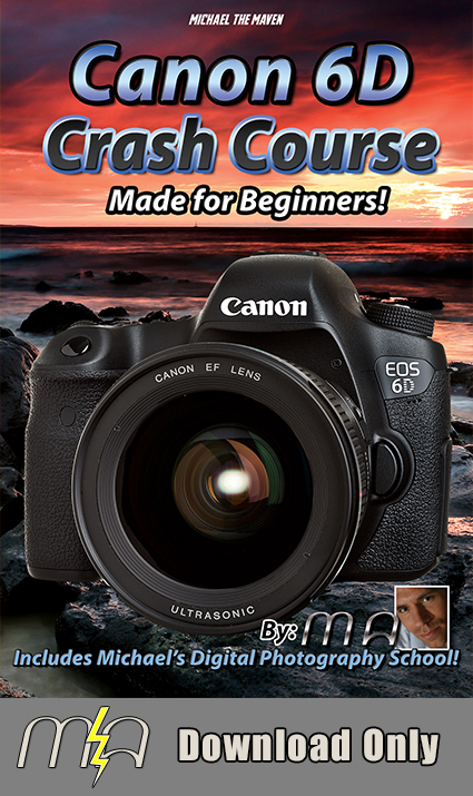 Canon 6D Crash Course Training Tutorial Video Download