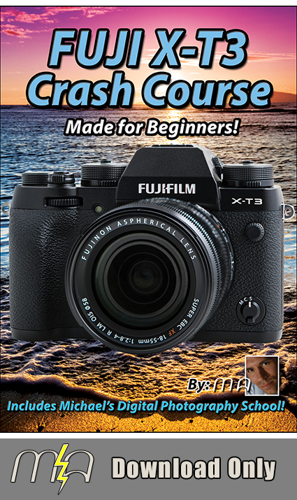 Fuji X-T3 Crash Course - Download Only
