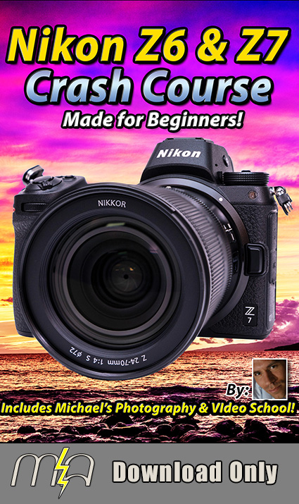 Nikon Z6 / Z7 Crash Course - Download