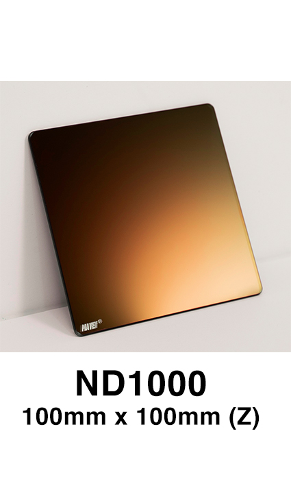 Maven 100x100mm ND1000 10 Stop Filters