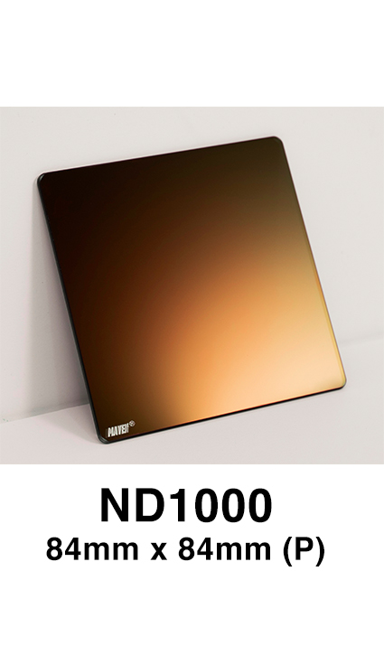 Maven 84x84mm ND1000 10 Stop Filters
