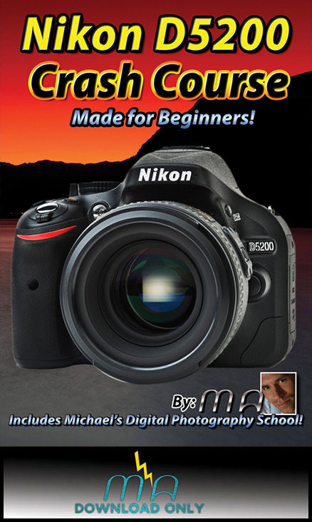 Nikon D5200 Crash Course - Download Only [MTM-D5200-DNLD]