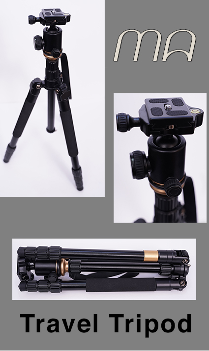Generic Travel Tripod