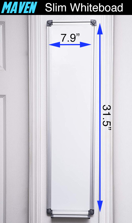 Maven Slim Whiteboard